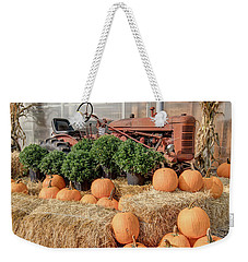 Fall Display Weekender Tote Bag
