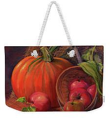 Fall Display Weekender Tote Bag