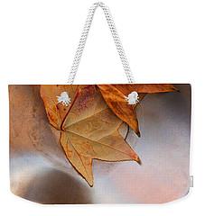 Fall Fountain Weekender Tote Bag