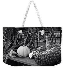Fall Gourds Weekender Tote Bag