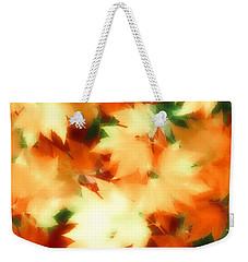 Fall II Weekender Tote Bag