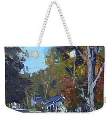 Fall In Glen Williams On Weekender Tote Bag