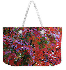 Fall In Love Weekender Tote Bag