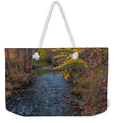 Fall In Michigan 2 Weekender Tote Bag