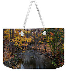 Fall In Michigan 3  Weekender Tote Bag