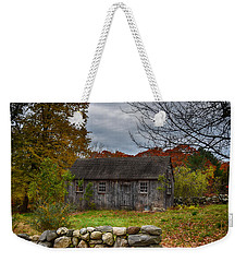 Fall In New England Weekender Tote Bag