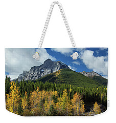 Fall In The Rockies Weekender Tote Bag