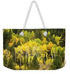 Fall In The Sierras Weekender Tote Bag
