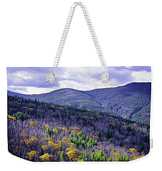 Fall In The White Mountains Weekender Tote Bag