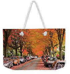 Fall In Vancouver 2017 1 Weekender Tote Bag
