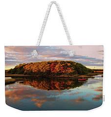 Fall In Wellfleet Weekender Tote Bag