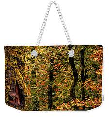 Fall Is Coming Weekender Tote Bag