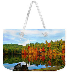 Fall Is Coming Weekender Tote Bag