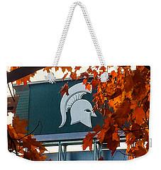 Fall Is Football Weekender Tote Bag