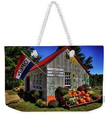 Fall Is Here Weekender Tote Bag