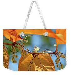 Fall Jewels Weekender Tote Bag