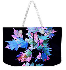 Fall Leaves1 Weekender Tote Bag