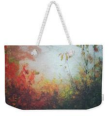 Fall Magic Weekender Tote Bag