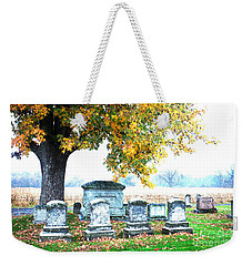 Fall Memories Weekender Tote Bag