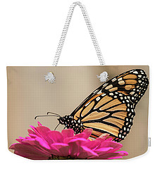 Fall Monarch 2016-4 Weekender Tote Bag by Thomas Young