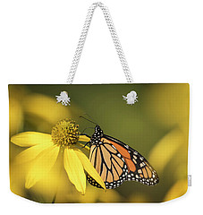 Fall Monarch 2016-5 Weekender Tote Bag