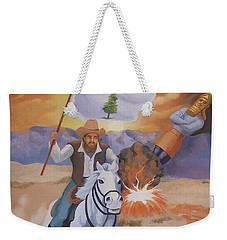 Fall Of Babylon Weekender Tote Bag