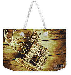 Fall Of Troy Weekender Tote Bag by Jorgo Photography - Wall Art Gallery