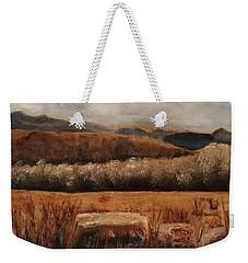Fall Plains Weekender Tote Bag