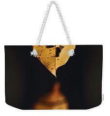 Fall Reflections Weekender Tote Bag by Eduard Moldoveanu