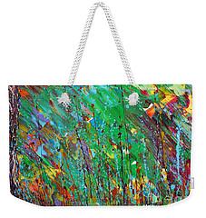 Fall Revival Weekender Tote Bag