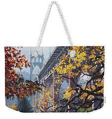 Fall St Johns Weekender Tote Bag