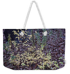 Fall Subtle Colors Weekender Tote Bag