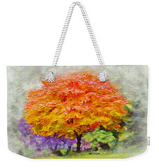 Fall Tree Weekender Tote Bag by Greg Collins