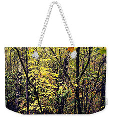 Fall Yellows Weekender Tote Bag