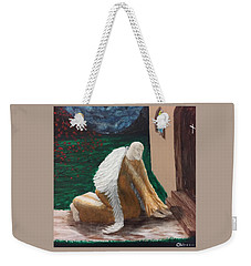 Fallen Angel Weekender Tote Bag