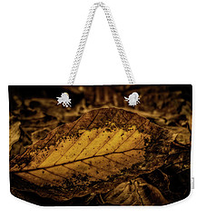 Fallen Color Weekender Tote Bag