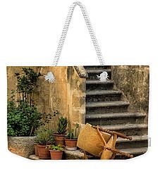 Fallen Chair Weekender Tote Bag