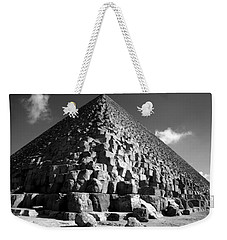 Fallen Stones At The Pyramid Weekender Tote Bag