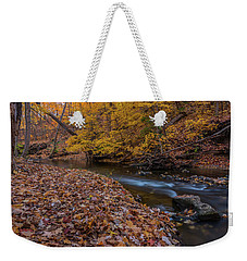 Fall In Michigan 1 Weekender Tote Bag