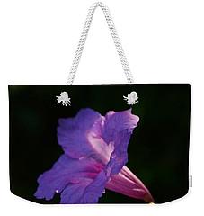 Falling Early Light Weekender Tote Bag