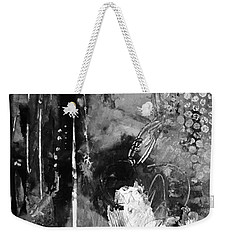 Falling Heart Weekender Tote Bag by Gail Butters Cohen