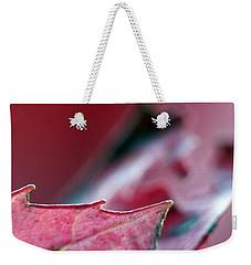 Falling I Weekender Tote Bag