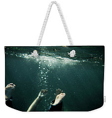 Falling In The Darkness Weekender Tote Bag