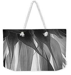 Falling Monochrome  Weekender Tote Bag