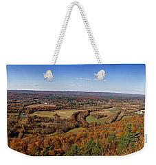New England Weekender Tote Bag