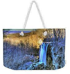 Falling Spring Falls Weekender Tote Bag