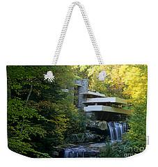 Fallingwater Weekender Tote Bag