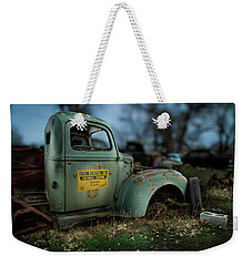 Fallon Excavating Co. Weekender Tote Bag