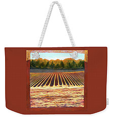 Fallow Field Weekender Tote Bag