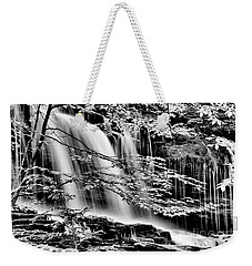 Falls And Trees Weekender Tote Bag by Paul W Faust - Impressions of Light
